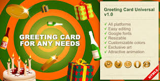 html5 greeting card universal by fresh look codecanyon