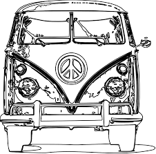 vw bus coloring page cado pinterest vw bus vw beetles and