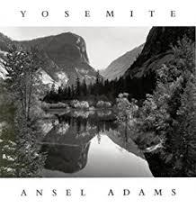 ansel adams yosemite and the range of light poster yosemite and the range of light ansel adams paul brooks