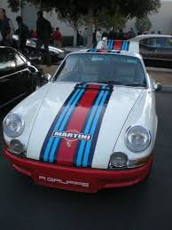 martini stripe adding stipes to hood roof rear spoiler 6speedonline porsche
