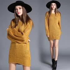 yellow sweater dress sweater dress