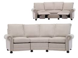 cindy crawford home alpen ridge reclining sofa contemporary reclining sofa in cindy crawford home alpen ridge brown