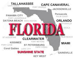 Palm Beach State Map Florida State Pride Image Including Map Silhouette With Cities