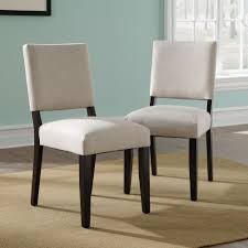 Kitchen Chairs Ikea by Furniture Upholstered Parsons Chairs Ikea In Cream For Home