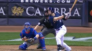 Cubs Lose Flag 9 6 16 Brewers Scatter 16 Hits To Rout Cubs 12 5 Youtube