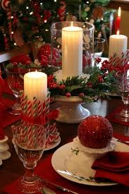 Dining Table Centerpiece Ideas For Christmas by Captivating Christmas Dining Table Centerpieces For Decorating