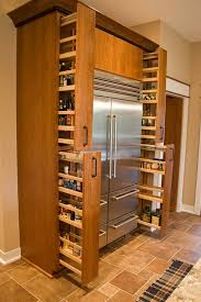 spice cabinets for kitchen best 25 slide out pantry ideas on pinterest spice rack bq slide outs