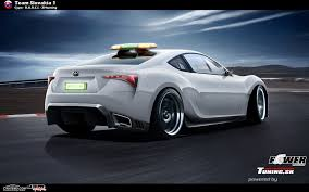 lexus frs coupe toyota fr s by cypodesign on deviantart
