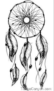 feather dream catcher tattoo stencil photos pictures and