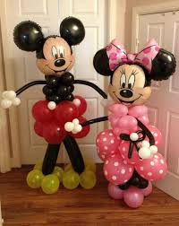 mickey mouse balloon arrangements mickey mouse balloon decorations party favors ideas