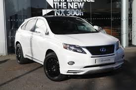 lexus rx 350 used uk what is this trim bodykit rx 300 rx 350 rx 400h rx 200t