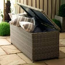 outdoor wicker storage cabinet outdoor wicker storage rattan storage trunk outdoor resin wicker