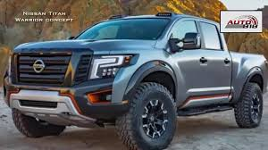 nissan titan roll bar nissan titan warrior concept diesel powered for off road