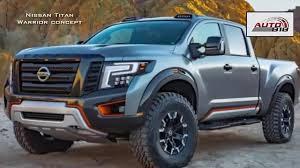 nissan titan diesel mpg nissan titan warrior concept diesel powered for off road