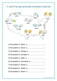 the weather worksheet free esl printable worksheets made by teachers