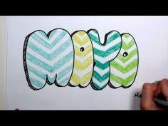 how to draw graffiti letters write in letters cards