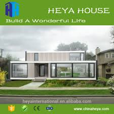 heya int u0027l china premade container homes modern for sale in sabah