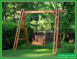 Backyard Cing Ideas For Adults Most Interesting Backyard Swing Adults Outdoor Furniture Design