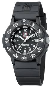 sea timepieces navy seals professional divers luminox