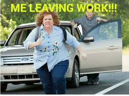 Leaving Work On Friday Meme - leaving work on friday meme funny pictures and images