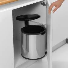 poubelle cuisine 30l attrayant poubelle cuisine encastrable 30 litres 4 poubelle de