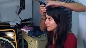 women haircutting in prison headshave tv lady in prison youtube video dailymotion