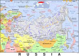 Map Russia Russia Rus Ru Country Map Atlas