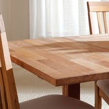 oiled oak dining table viscount oiled oak dining table extension leaf