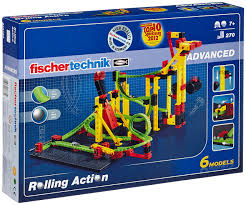 Fischertechnik Rolling Action Kugelbahn
