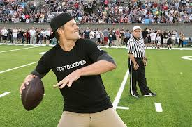 Challenge Best Team Tom Brady For Best Buddies