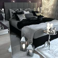 black white and silver bedroom ideas black and silver bedroom ideas parhouse club