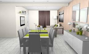 salon sejour cuisine ouverte design salon cuisine americaine deco 71 la rochelle salon