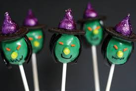How To Make Halloween Cake Pops Halloween Cake Balls Recipe U2014 Dishmaps