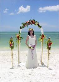 japanese wedding arches bamboo japanese wedding arch bay gardens resort st lucia