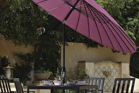 Patio Umbrellas Ebay by Patio U0026 Pergola Outdoor End Table With Umbrella Hole Outside