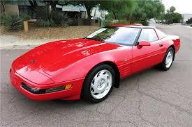 1991 corvette colors 1991 chevrolet corvette zr1 convertible 185866