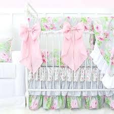 baby crib bedding pink gray crib bedding baby room baby
