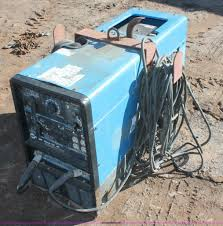 miller bobcat 225nt welder generator item h5958 sold fe