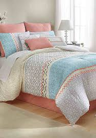 scarves and matching pillows bed of tennessee fabric rag bedding shop by designer size more belk