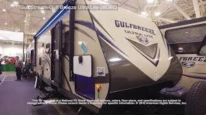 Innsbruck Rv Floor Plans Gulf Stream Gulf Breeze Ultra Lite 28dbq Youtube