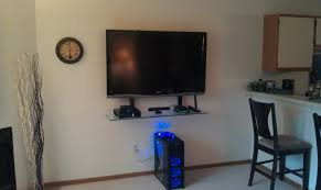 Tv Wall Mounts With Shelves Under Tv Shelf Best 20 Tv Wall Cabinets Ideas On Pinterest White