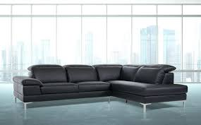 Black Leather Sofa With Chaise Black Leather Sofa Bed Decor Sectional Uk 4872 Gallery