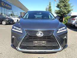 lexus suv for sale vancouver bc used 2016 lexus rx350 for sale north vancouver bc