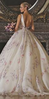 floral wedding dresses 30 floral wedding dresses that are incredibly pretty floral