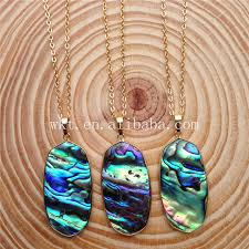 wholesale shell necklace images Wt n645 fashion abalone shell necklace wholesale natural abalone jpg