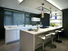 cuisine avec spot eclairage plan de travail cuisine copyright led 3 spots lolabanet com