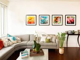 100 how can i decorate my home orange sofa living room