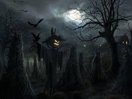 scary halloween wallpaper free wallpapersafari