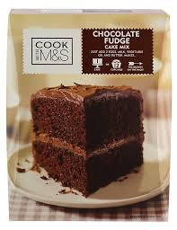 chocolate cake mix 590 gr marks u0026 spencer