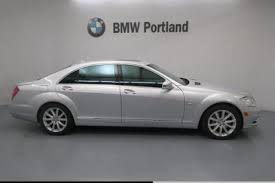 mercedes portland or used mercedes s class for sale in portland or edmunds